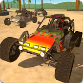 Dune Buggy Dirt Rally
