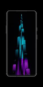 Black Wallpapers – 4K Dark & AMOLED Backgrounds 4