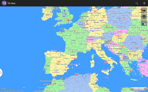 Tb atlas world map apk download apkpure tb atlas world map screenshot 14 gumiabroncs Image collections