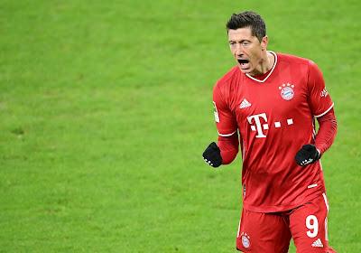 """Lewandowski proche d'égaler un record de Gerd Müller : """"Il ne se plaindrait pas de le perdre"""""""
