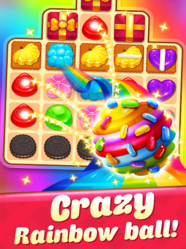 Candy Bomb Fever - 2020 Match 3 Puzzle Free Game apktram screenshots 8
