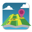 MapWalker - Fake GPS / Fly GPS icon