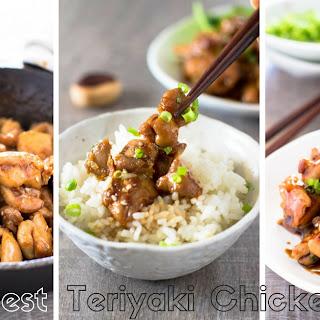 The Best Teriyaki Chicken Recipe