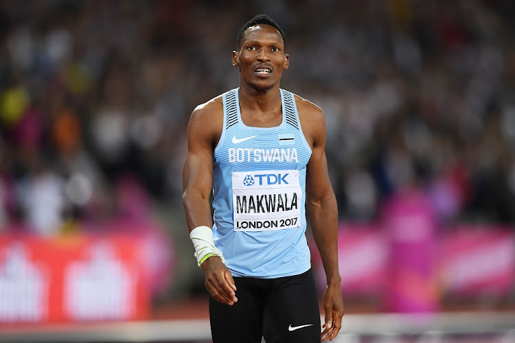 Isaac Makwala. Picture: GETTY IMAGES
