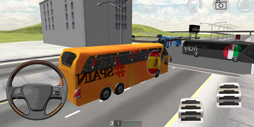 Football Team Bus Driver 3D 3.0 screenshots 6