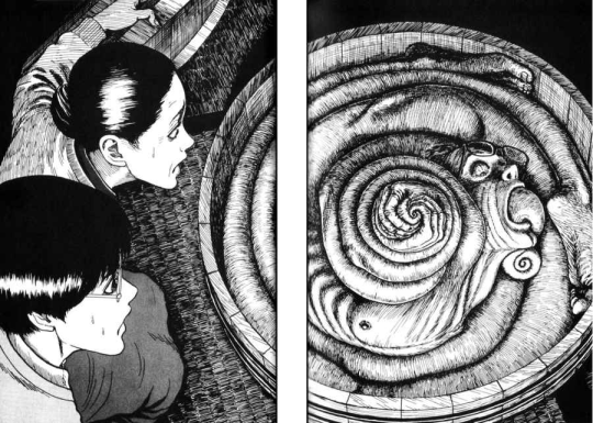 Uzumaki Shuichi's father death