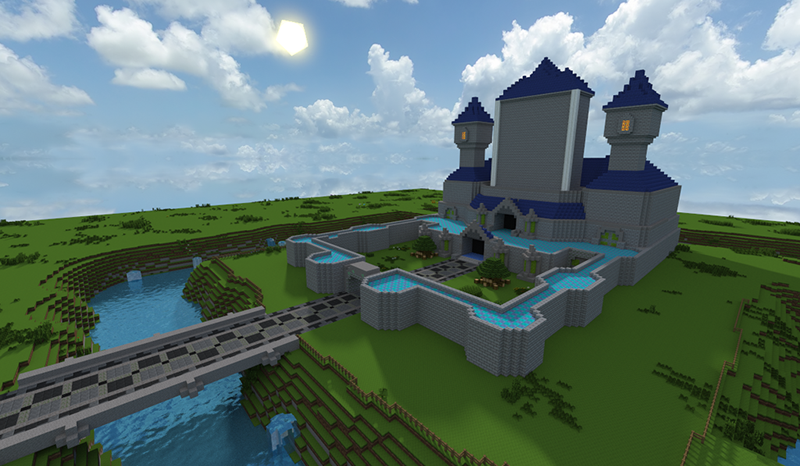 Perfect Castle Minecraft Ideas  Android Apps on Google Play