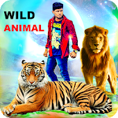 Wild Animal Photo Frames | Animal Photo Editor Pro