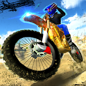 Off Road Dirt Bike: Race Rally