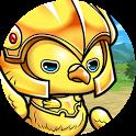 魔大陸の傭兵王【やり込み系タワーディフェンスRPG】 icon