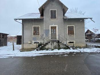 maison à Durlinsdorf (68)