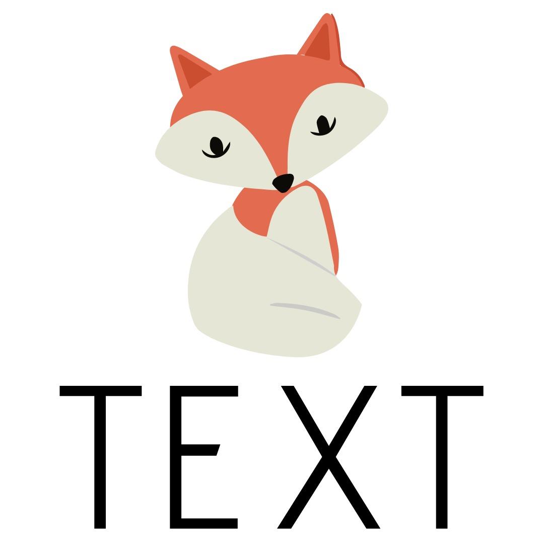baby fox logo