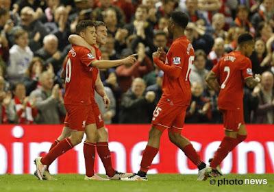 Liverpool surclasse Everton, Man U et West Ham gagnent tranquillement