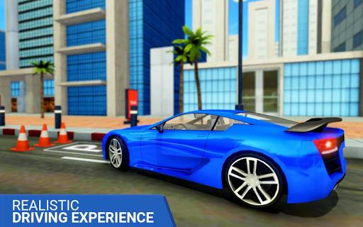 Code Triche mau00eetriser voiture parking la manie 2019 APK MOD screenshots 4