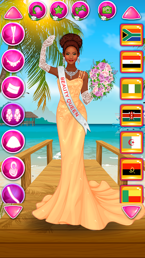 Beauty Queen Dress Up - Star Girl Fashion 1.0.9 screenshots 23