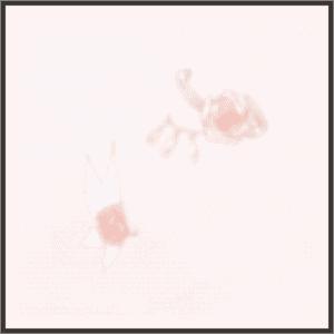 舞蝶の散華(桃)