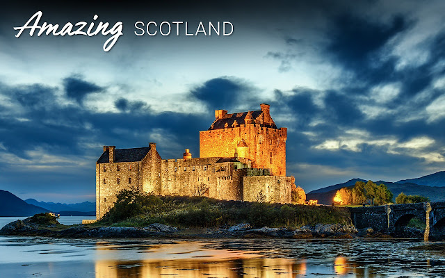Amazing Scotland