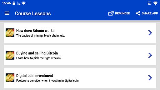 数字硬币课程 - 比特币