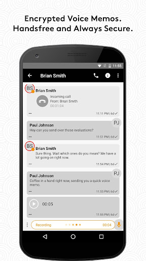 Wickr Me u2013 Private Messenger 5.28.1 screenshots 2