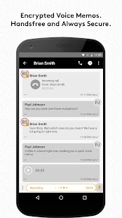 Wickr Me – Private Messenger Screenshot
