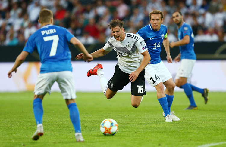 Goretzka would be 'very happy' if Sane joins Bayern