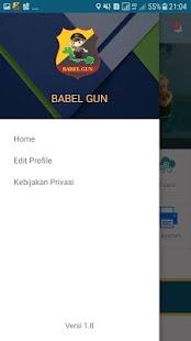 Babel gun - náhled