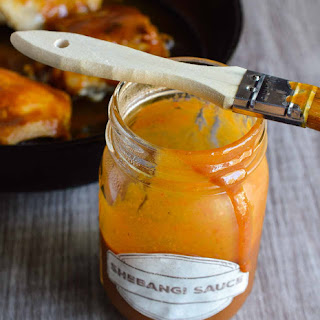 Homemade Sweet & Tangy Bbq Sauce.