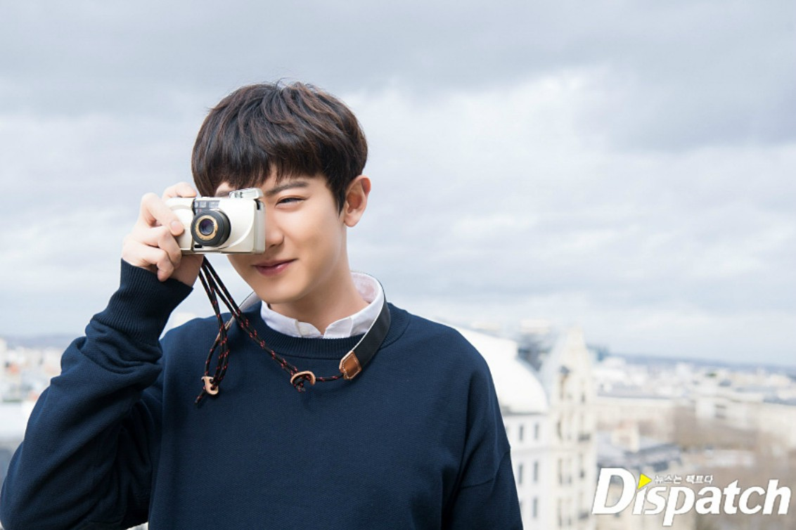 chanyeol camera