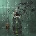 Magic Jigsaw Puzzles 🧩🗡️🧩👻🧩 icon