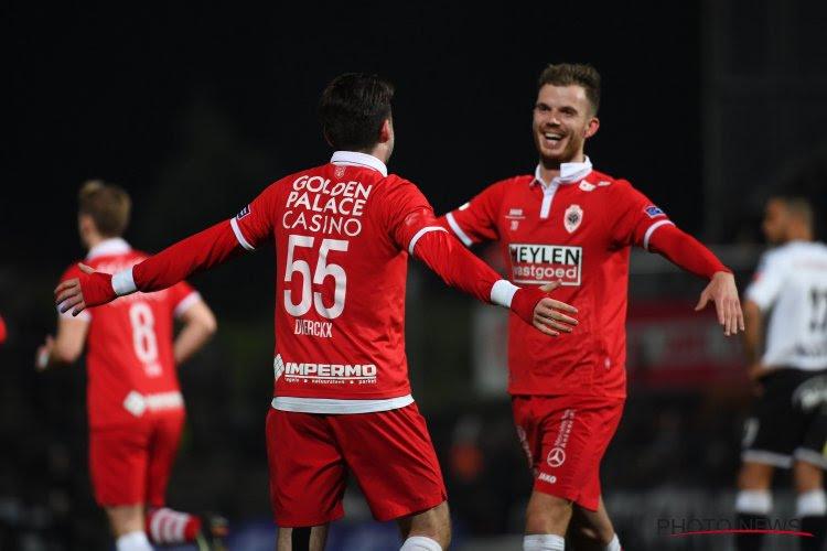 L'Antwerp l'emporte à Roulers et monte en Jupiler League!