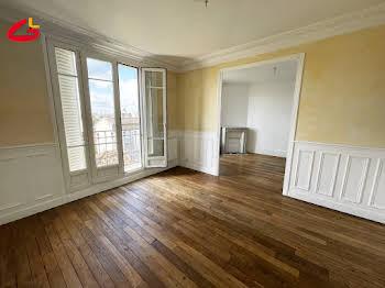 Appartement 2 pièces 53,27 m2