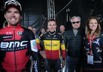 België nu hélemaal boven op de WorldTour-ranking!