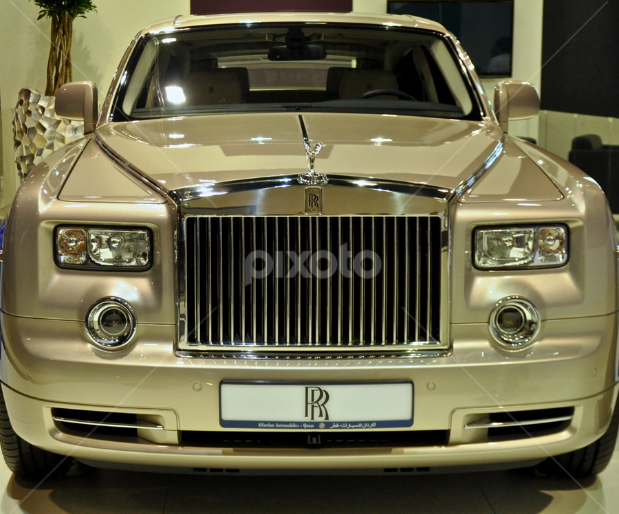 The Rolls-Royce by Sarita Jithin - Transportation Automobiles