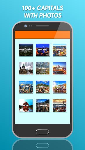 3in1 Quiz : Logo - Flag - Capital android2mod screenshots 6