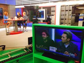 Photo: Halifax television