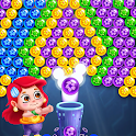 Flower Games - Bubble Shooter icon