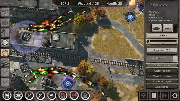 Defense Zone 3 apk screenshot
