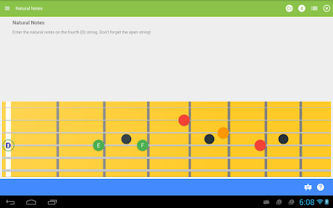 Guitar Notes Master screenshot 4