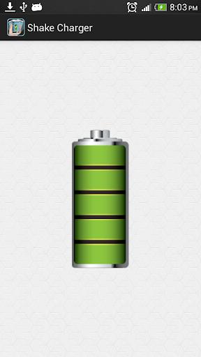 バッテリー充電器悪ふざけ振る