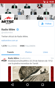 Radio Mitre 790 AM screenshot 12