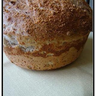Quick & Easy Herb-Parmesan Bread