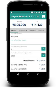 Income Tax Calculator App Download For Android and iPhone 3