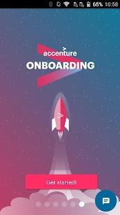 Accenture Onboarding - náhled