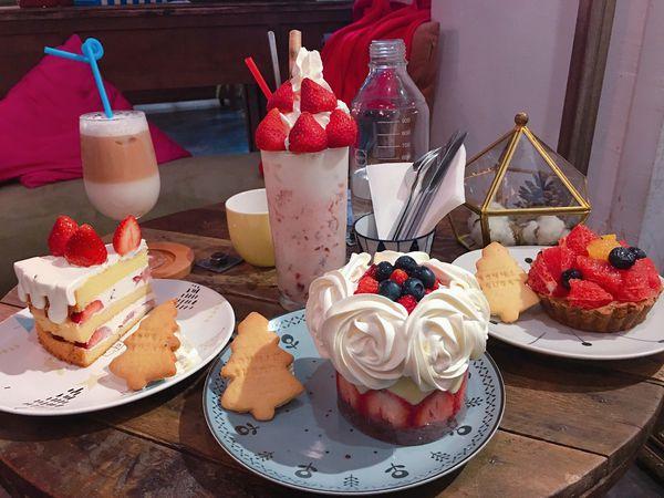 Bonnie Sugar 森林店|少女心噴發的超療癒可愛蛋糕,給你滿滿好心情