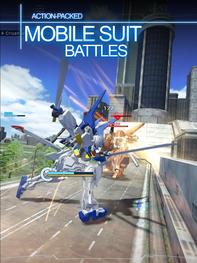 GUNDAM BATTLE: GUNPLA WARFARE 2.00.01 screenshots 11