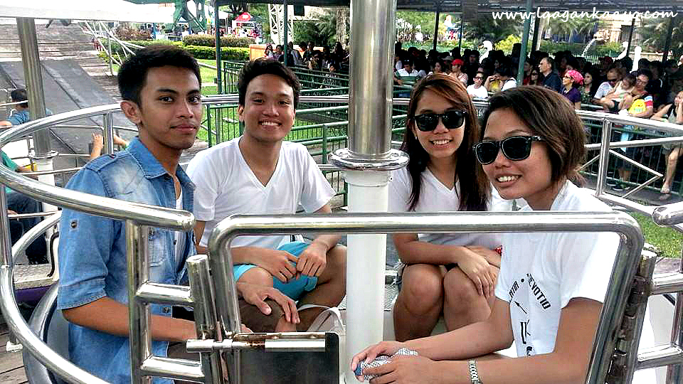 Laagan Kaayo at Enchanted Kingdom