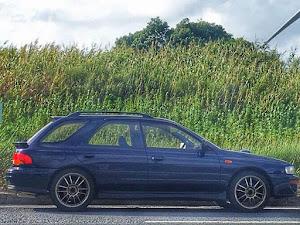 インプレッサ スポーツワゴン  1995年式WRX(AT)C1型のカスタム事例画像 YAGIさんの2018年09月15日23:15の投稿