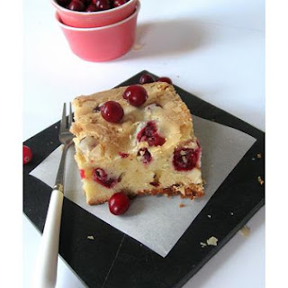 Cranberry (Fruit) Squares