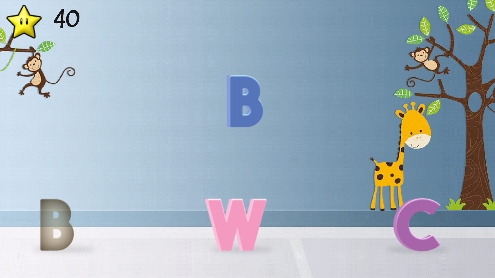 Baby Voice ABC Blocks- screenshot