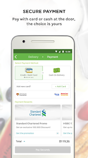 HappyFresh - Grocery Delivery- screenshot thumbnail
